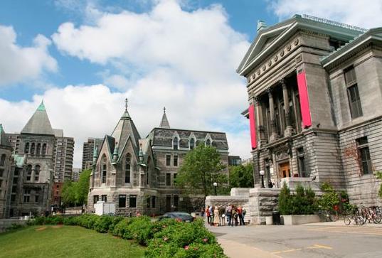 """""""加拿大之哈佛""""——麦吉尔大学"""