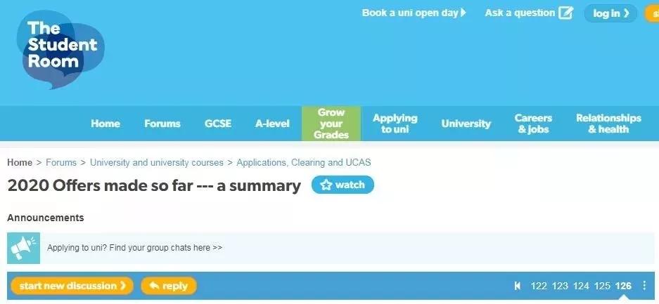 2020年英国大学发放offer数量最多的院校Top20,你收到offer了吗?