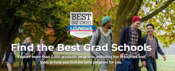 重磅!2021年U.S.News全美最佳研究生院排名榜单揭晓!