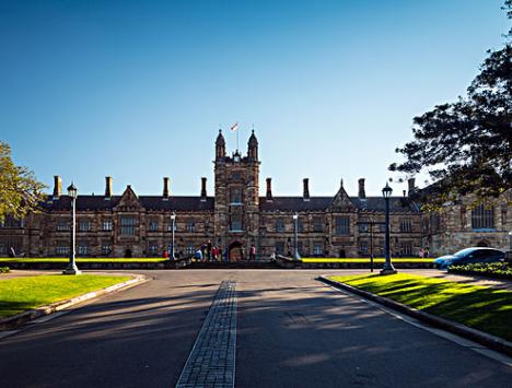 澳大利亚留学学校推荐,十大澳大利亚学校排行榜