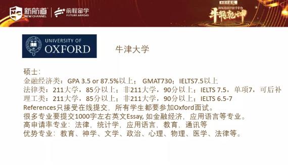 英国留学申请人数逆风暴涨,想申请G5的你该如何保持竞争力?