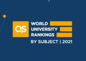 2021QS世界大学学科排名出炉!哈佛MIT霸榜!