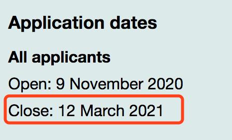 世界前100英国院校2021秋季申请还!没!截!止!