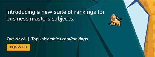 发布的第二版全球商学院MBA和硕士Master学位排名榜单。.jpg